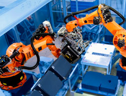 Robotic Welding The Automatic Welding Process From