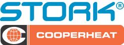 Stork Cooperheat logo Fluor