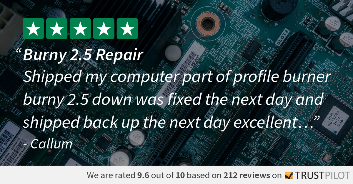 Review Service Work Callum