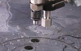 A brief understand to how Water Jet Cutting works