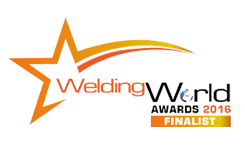 Welding World Awards 2016 Finalist