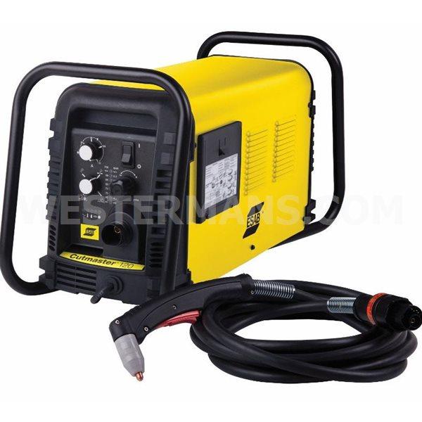 ESAB ECM 120 Cutmaster plasma cutter