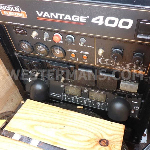 Lincoln Vantage 400 Diesel Welder Generator