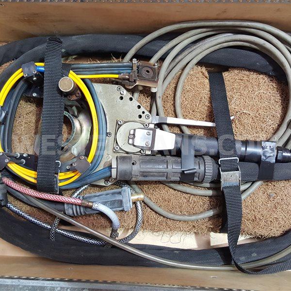 Esab Prowelder LTS 160 Orbital Welder Tube to Tube