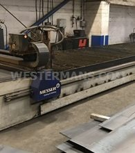 Messer Griesheim MetalMaster 80/20 Corta HD Plasma Cutter Profile Machine 2 x 4 or 2 x 8 bed size