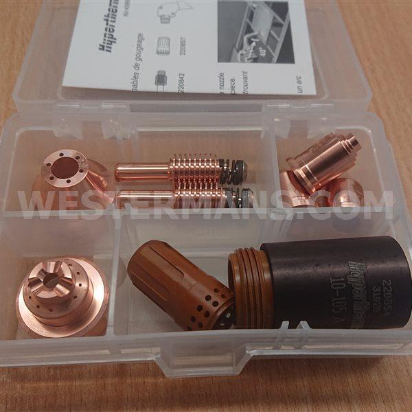 New Hypertherm Powermax 125 Plasma Cutting System
