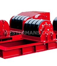 RDA 125 Ton Welding Rotators