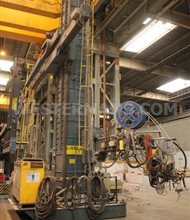 Bode Column and Boom Welding Manipulator 9.5m x 7m working height 7500m