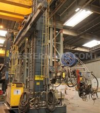 Bode Column and Boom Welding Manipulator 9.5m x 7m