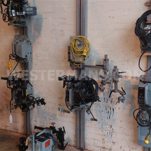 Selection of Used Good Quality Welding Tractors
