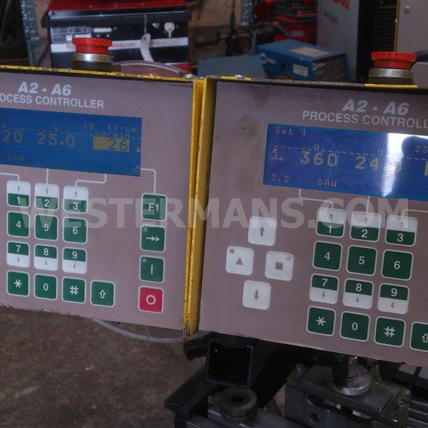 ESAB A6 SubArc Seam Tractor, Twin Head LAF 1250 & TAF AC supply
