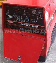 Lincoln Ranger 405 D Diesel Welder Generator