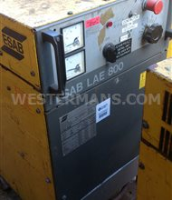 ESAB LAE 800 amp DC Multi Process - Heavy Duty Welder