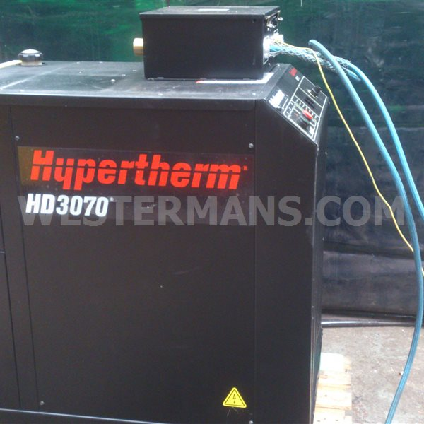 Hypertherm HyDefinition HD 3070 Plasma with Manual Gas Control with Upgrade Torch