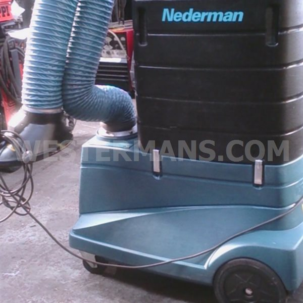 Nederman Filtercart New Style Welding Fume Extraction System