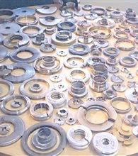 AMI Weld Head Collets/Inserts Model 9 and Model 8, Many Sizes in Stock