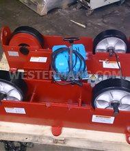 New Welding Rotators Model PR3 Pipe Rollers