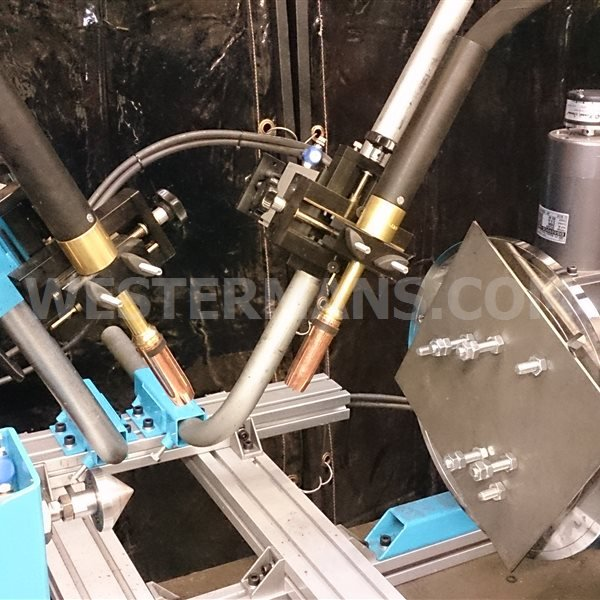 ProArc L Type Automatic Lathe Welding System