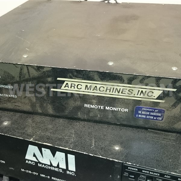 AMI Arc Viewing Camera System for Orbital Welding