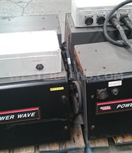 Lincoln PowerWave Welding Power Source Model F355i