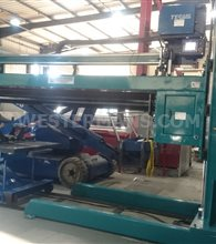New ProArc LS-30 Lift Type Longitudinal Seam Welder with Auto Loading Cart