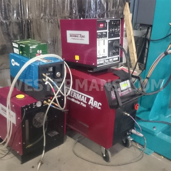 New ProArc LS Lift Type Longitudinal Seam Welder