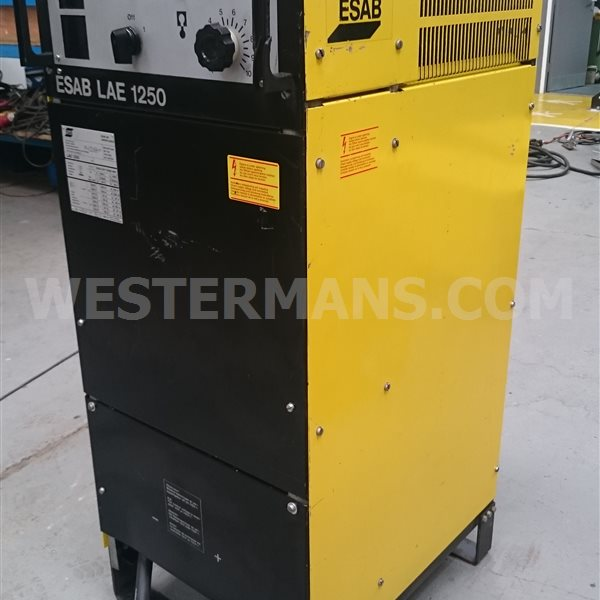 ESAB LAE 1250 Welding Power Source