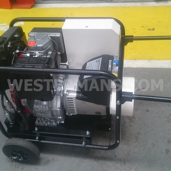New Mighty Midget 3/200 L-RS Engine driven Diesel Welder Generator