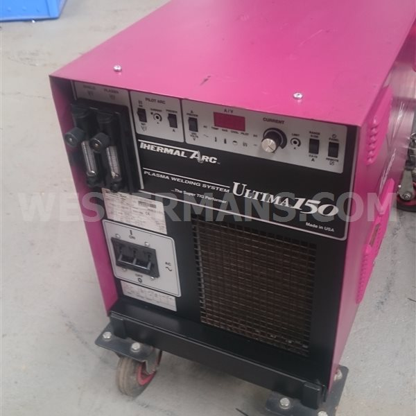 Thermal Arc Ultima 150 3 Phase Plasma Welding Machine