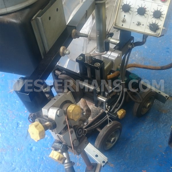 ESAB A6/A2 SubArc Weld Tractor + PEG1 + LAE welder