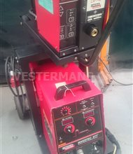 Lincoln STT  Mig Welder Fitted with separate LN742 Wire Feed Unit