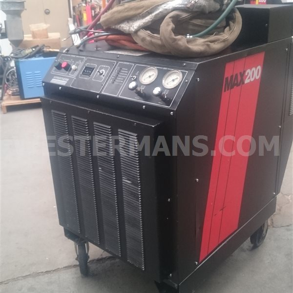 Hypertherm Max 200 Plasma Cutter Max Cutting Thickness 50mm