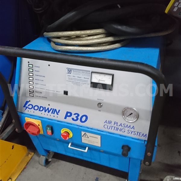 Goodwin P30 Manual Plasma Cutter