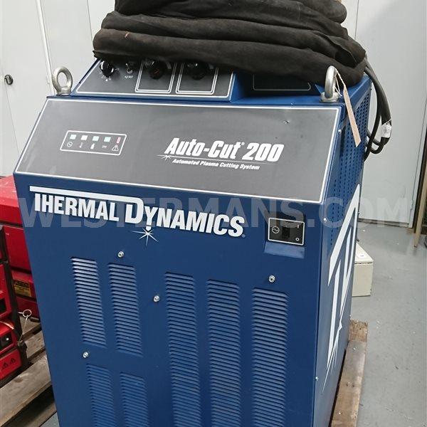 Thermal Dynamics Auto-Cut 200 Plasma Cutter