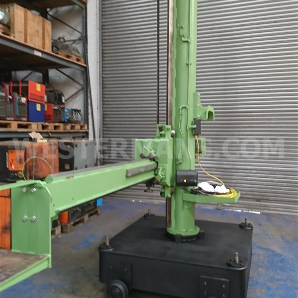 Bode 2 RMB Welding Column and Boom, 2.5m x 2.5m