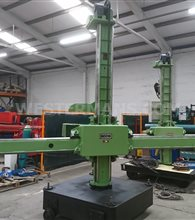 Bode 2 RMB Welding Column and Boom, 2.5m x 2.5m