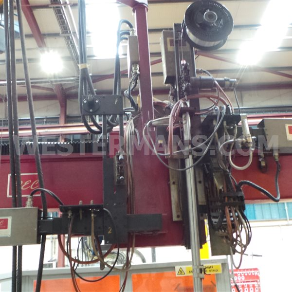 Power Electronics BODE  Weld Cladding Systems with Hot Wire TIG