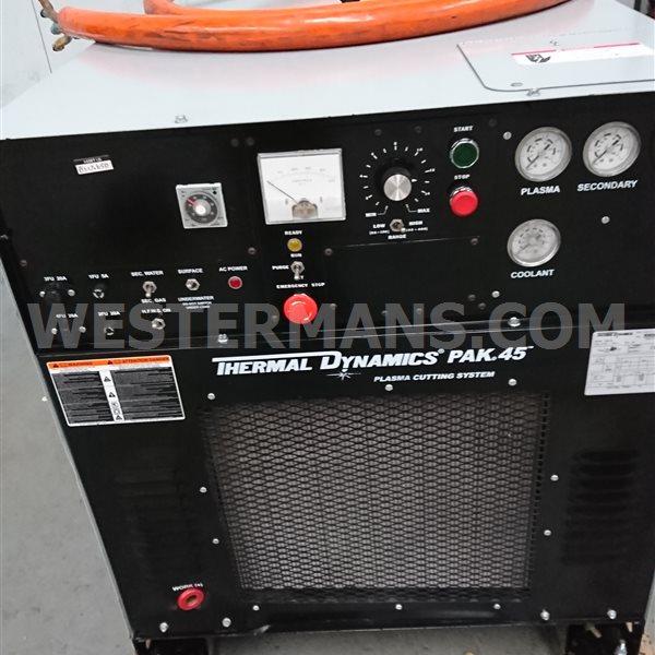 Thermal Dynamics PAK 45 Plasma Cutting Machine 76mm cutting