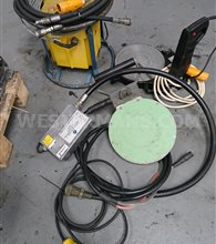 Rothenberger plastic welder P250B