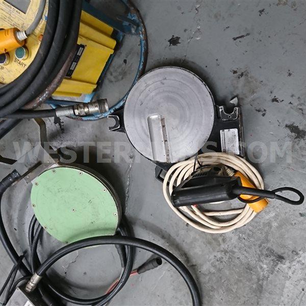 Rothenberger plastic welder P250B