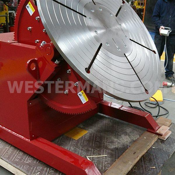 New West 1000kg Welding Positioner