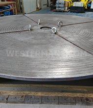 Bowers Horizontal Welding Positioner  5000kg