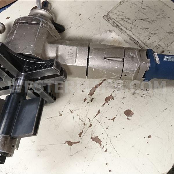 GBC Superboiler T5 Pipe Prep