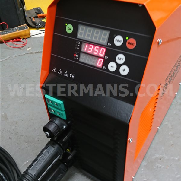 Pre Heat Treatment Inverter Power Sources  PWHT - New Units Made in Europe not China