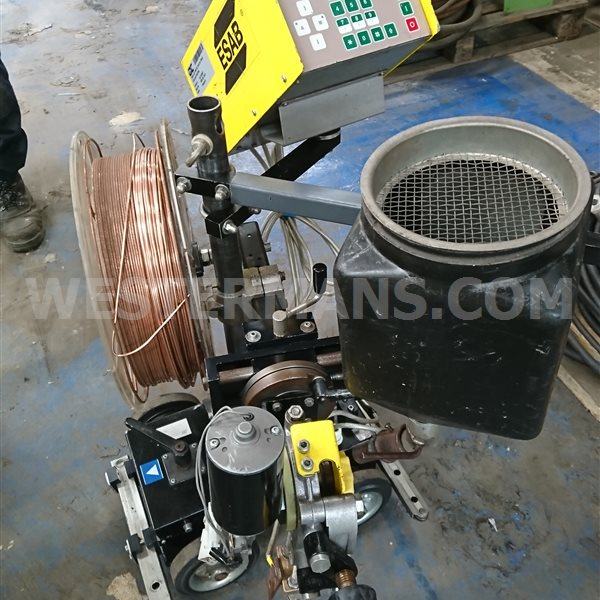 ESAB A2 Sub Arc Welding Packages with PEH Controls