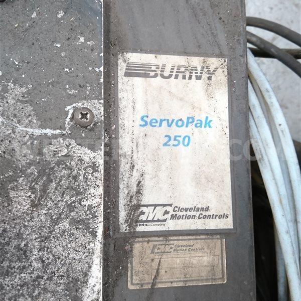 Burny Servopak 250
