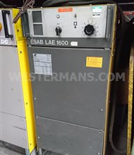 ESAB LAE 1600 amp DC Welding Power Source