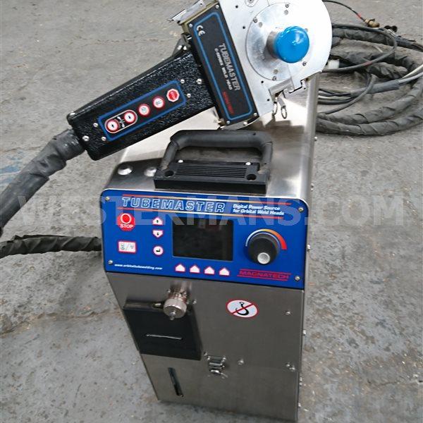Magnatech Tubemaster 514 Orbital Welding Supply