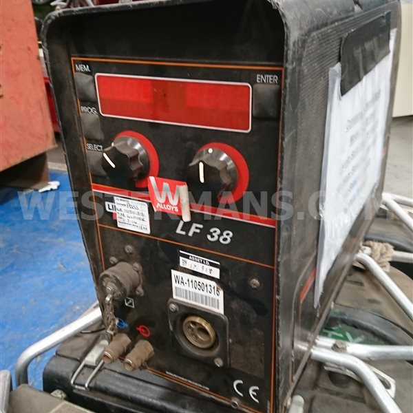 Lincoln Electric LF-38 Wire Feeder
