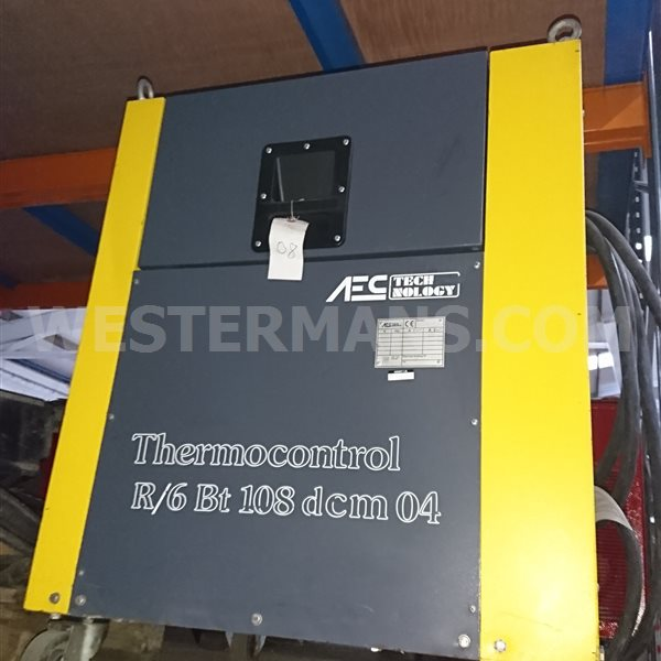 AEC R/6 BT108 DCM Low Tension Machines for Pre-Heating and Stress Relieving